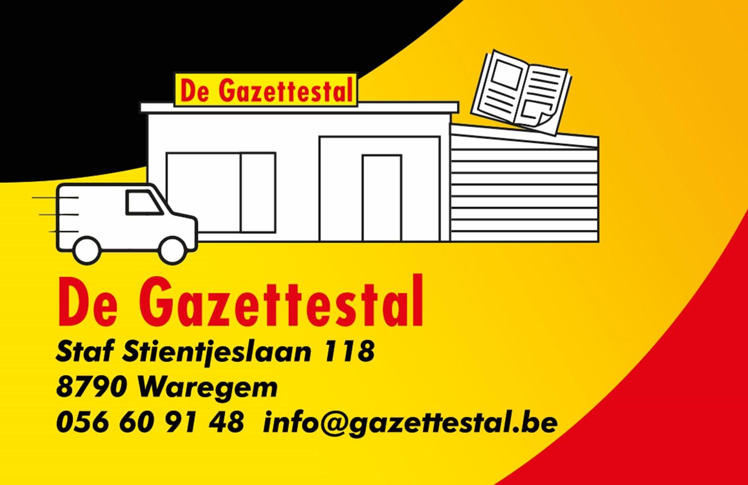 Logo De Gazettestal